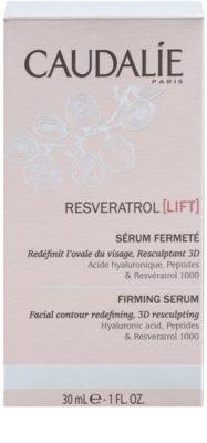 Caudalie Resveratrol Lift liftingové zpevňující sérum 2