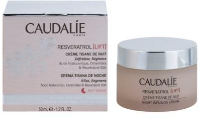 Caudalie Resveratrol Lift crema regeneratoare de noapte cu efect de netezire 2