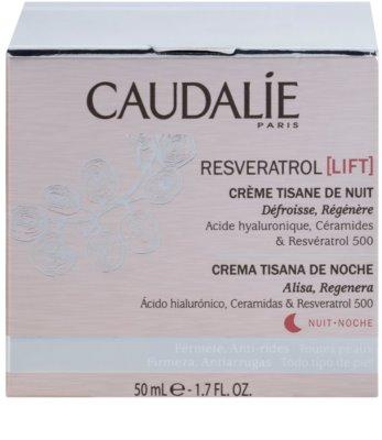Caudalie Resveratrol Lift crema regeneratoare de noapte cu efect de netezire 3