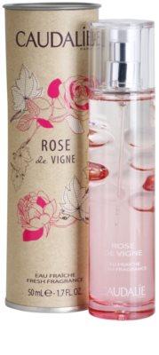 Caudalie Rose de Vigne toaletná voda pre ženy 1