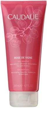 Caudalie Rose de Vigne gel de dus pentru femei
