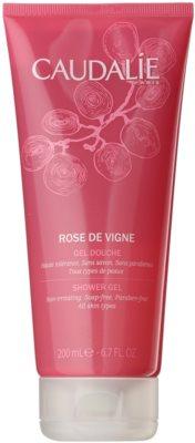 Caudalie Rose de Vigne żel pod prysznic dla kobiet