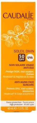 Caudalie Soleil Divin crema solar antiarrugas SPF 50 3