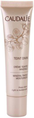 Caudalie Teint Divin минерален хидратиращ и тониращ крем