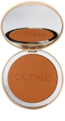 Caudalie Teint Divin mineralischer bronzierender Puder für alle Hauttypen