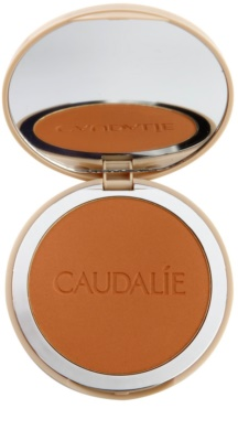 Caudalie Teint Divin мінеральна пудра-бронзатор для всіх типів шкіри