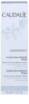 Caudalie Vinoperfect rozjasňující hydratační fluid pro sjednocení barevného tónu pleti 2
