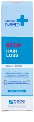 Cece of Sweden Cece Med  Stop Hair Loss tonic pentru par impotriva caderii parului 2