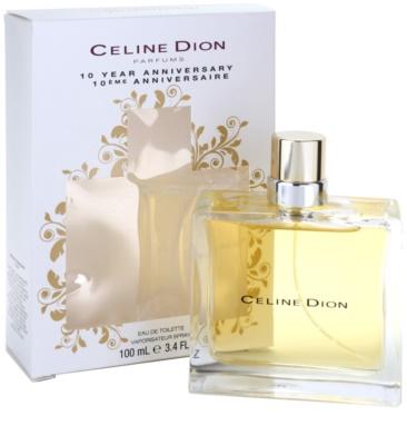 Celine Dion 10 Years Anniversary Eau de Toilette para mulheres 1