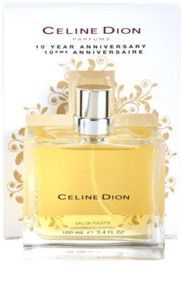 Celine Dion 10 Years Anniversary Eau de Toilette pentru femei 2