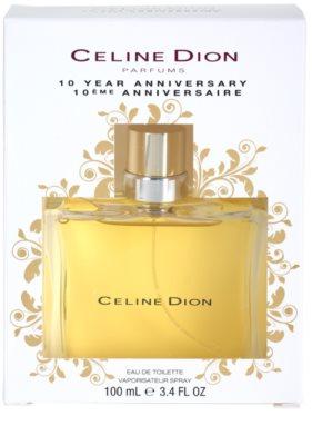 Celine Dion 10 Years Anniversary Eau de Toilette pentru femei 3