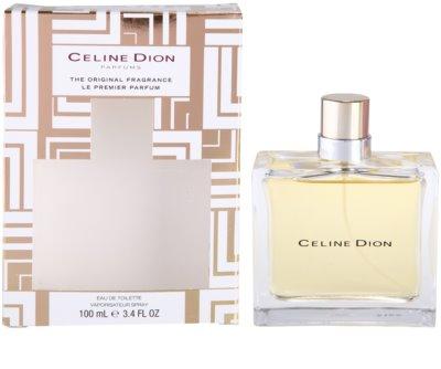 Celine Dion Original Eau de Toilette para mulheres