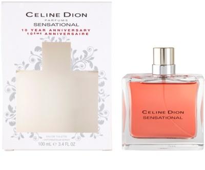 Celine Dion Sensational 10 anniversary Eau de Toilette pentru femei