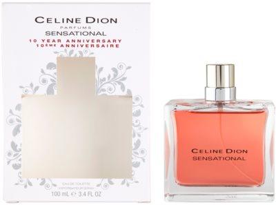 Celine Dion Sensational 10 anniversary toaletní voda pro ženy