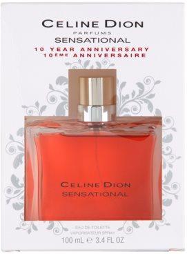 Celine Dion Sensational 10 anniversary туалетна вода для жінок 4