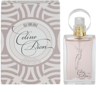 Celine Dion All for Love Eau de Toilette pentru femei