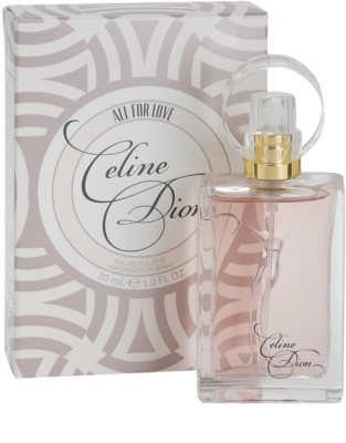 Celine Dion All for Love eau de toilette para mujer 1