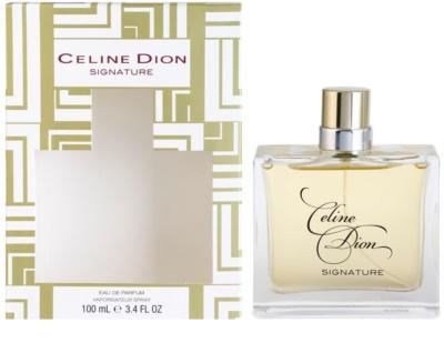 Celine Dion Signature eau de parfum para mujer