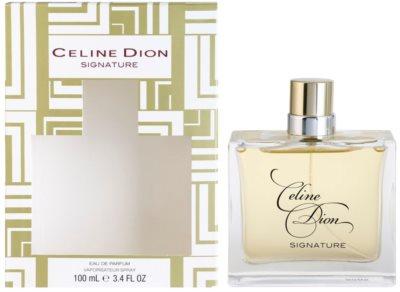 Celine Dion Signature Eau de Parfum para mulheres
