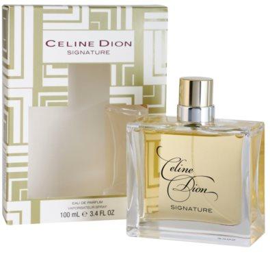 Celine Dion Signature eau de parfum para mujer 1