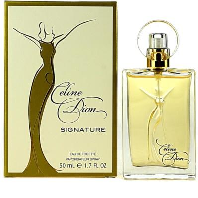 Celine Dion Signature Eau de Toilette für Damen