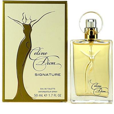 Celine Dion Signature eau de toilette nőknek