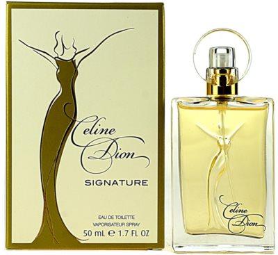 Celine Dion Signature woda toaletowa dla kobiet