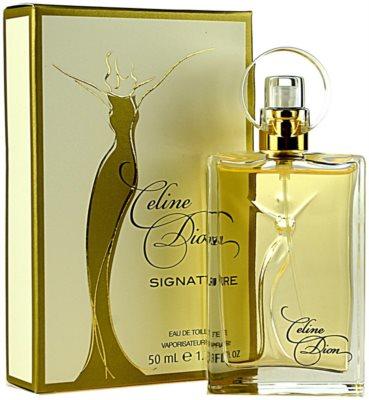 Celine Dion Signature eau de toilette nőknek 1