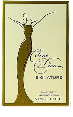 Celine Dion Signature eau de toilette nőknek 4