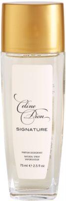Celine Dion Signature desodorante con pulverizador para mujer