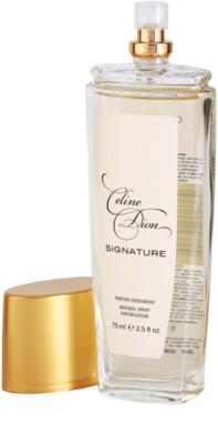 Celine Dion Signature desodorizante vaporizador para mulheres 1