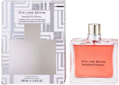 Celine Dion Sensational Limited Edition woda toaletowa dla kobiet