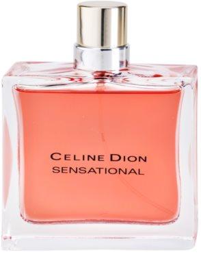 Celine Dion Sensational Limited Edition eau de toilette para mujer 2