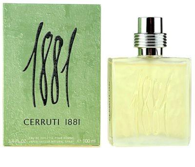 Cerruti 1881 pour Homme eau de toilette para hombre