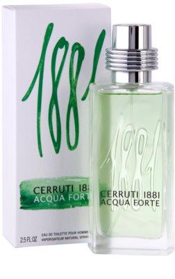 Cerruti 1881 Acqua Forte toaletní voda pro muže 1
