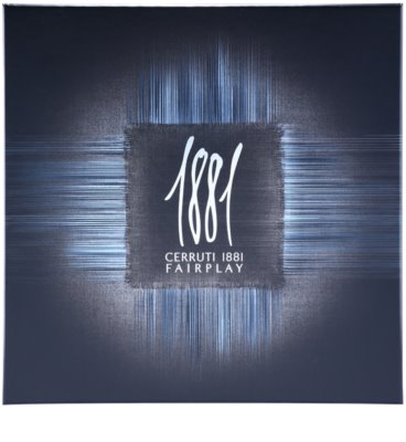 Cerruti 1881 Fairplay set cadou 5
