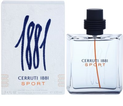 Cerruti Cerruti 1881 Sport Eau de Toilette für Herren