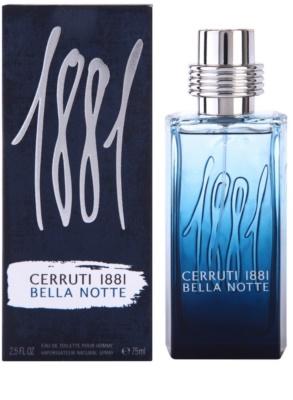 Cerruti 1881 Bella Notte toaletna voda za moške