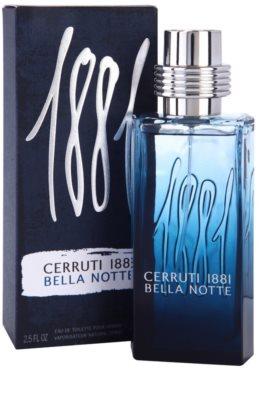 Cerruti 1881 Bella Notte eau de toilette férfiaknak 1