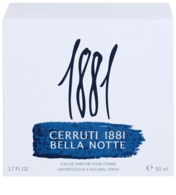 Cerruti 1881 Bella Notte eau de parfum nőknek 4