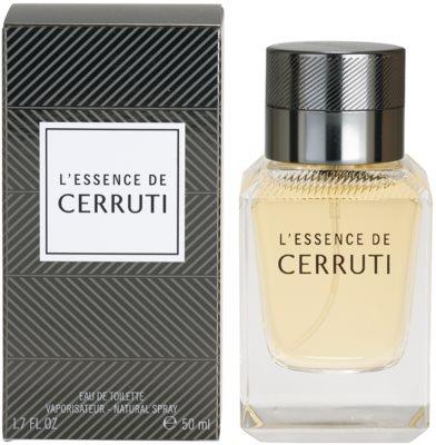 Cerruti L´Essence De Cerutti woda toaletowa dla mężczyzn