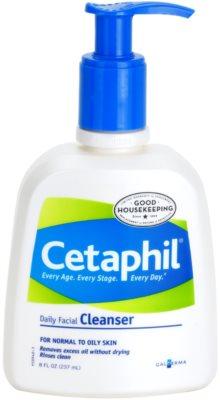 Cetaphil Cleansers tisztító emulzió normál és zsíros bőrre