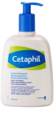 Cetaphil Cleansers leite de limpeza para pele seca e sensível