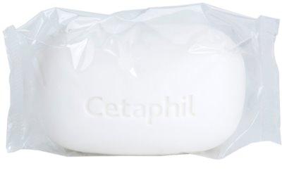 Cetaphil Cleansers jemné čisticí mýdlo pro suchou a citlivou pokožku 2