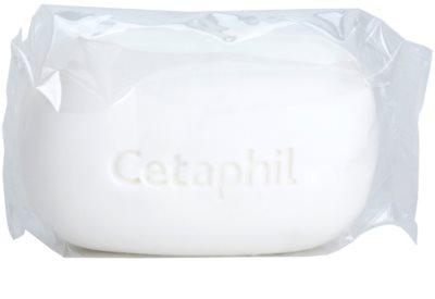 Cetaphil Cleansers ніжне очищаюче антибактеріальне мило для сухої та чутливої шкіри 2