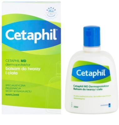 Cetaphil MD защитен балсам с дозатор 1