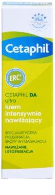 Cetaphil DA Ultra crema intens hidratanta pentru tratament local 2