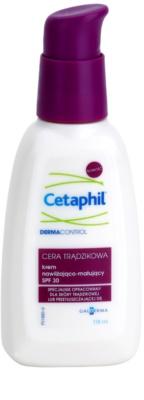 Cetaphil DermaControl crema matificante hidratante SPF 30
