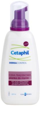 Cetaphil DermaControl espuma limpiadora para pieles grasas con tendencia acnéica