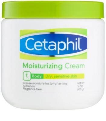 Cetaphil Moisturizers hidratáló krém száraz és érzékeny bőrre
